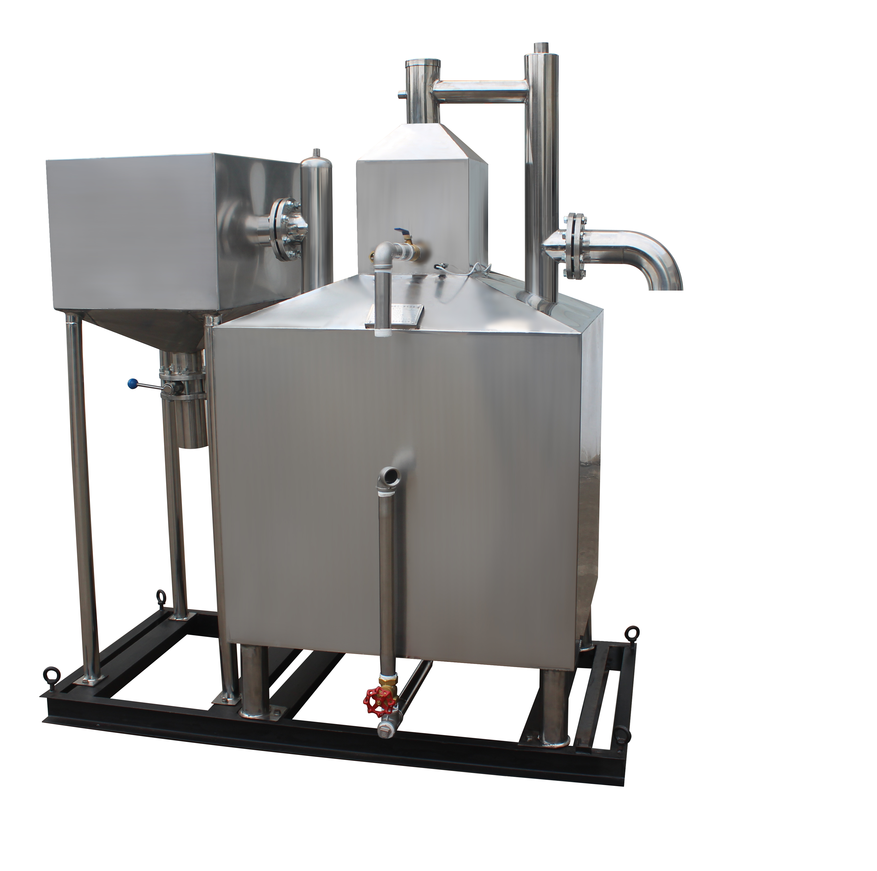 sgy-b型隔油排污设备的控制也可根据不同