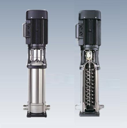 CDLF型轻型不锈钢立式多级泵_多级泵报价_上海不锈钢多级泵厂