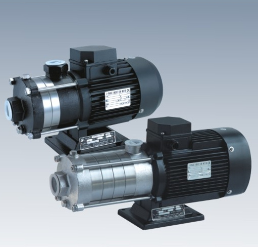 CHLF(T)型轻型段式多级离心泵_卧式多级泵厂家_多级泵报价