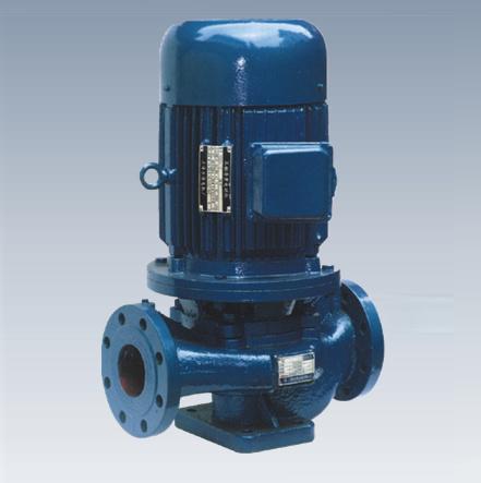SYL单级管道泵图片