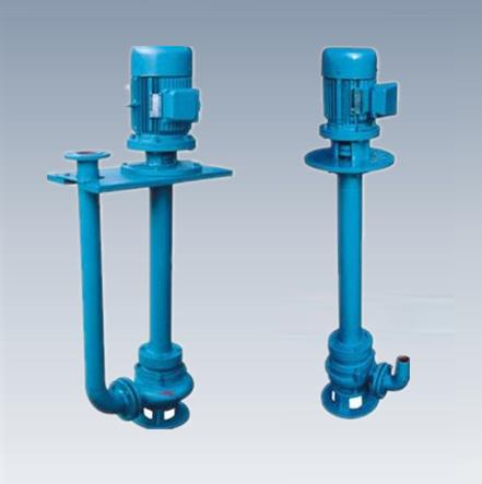 YW型液下式无堵塞排污泵